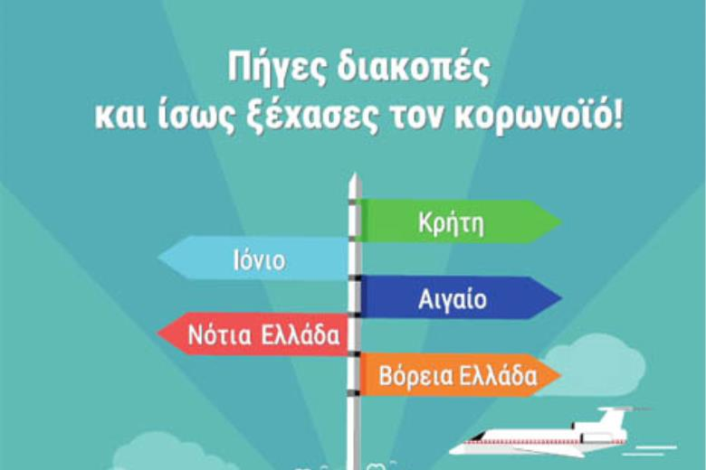 The Region of Western Greece informs the public about Covid-19 with the support of Olympia Odos